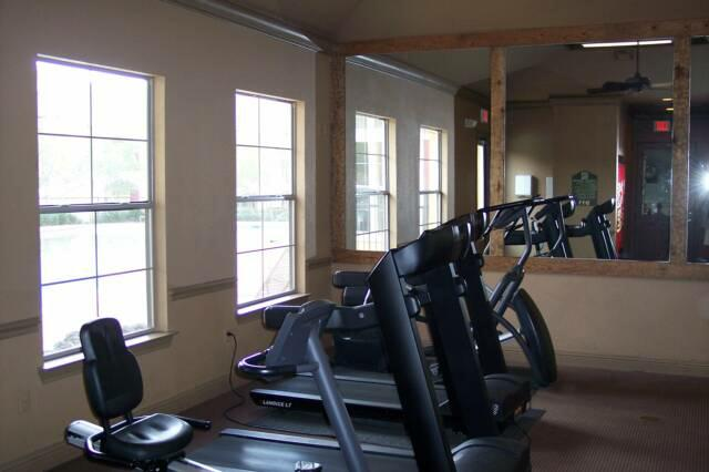 Bad credit is no excuse to NOT work out! They will accept you here! next best thing to a no credit check apartments!